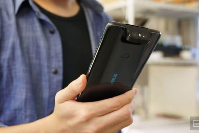 华硕 ZenFone 6 评测:给硬派的手机