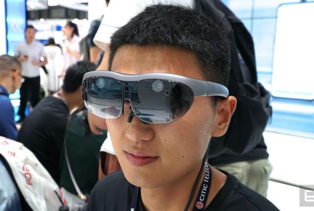 Vivo 的 AR 眼镜还需要点磨练才能成为手机的 5G 搭档