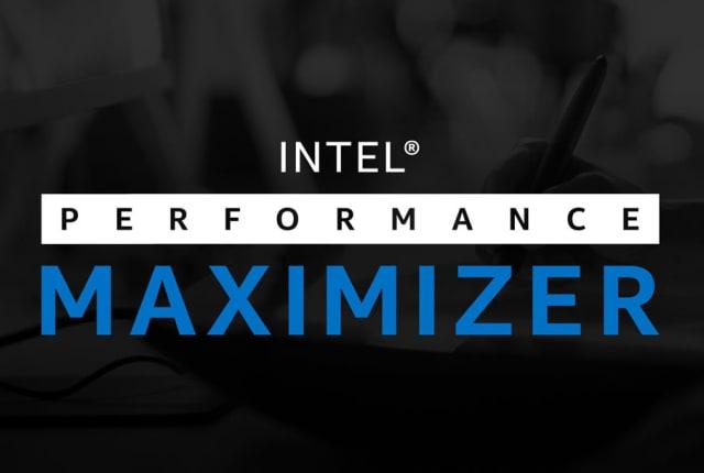 英特尔推出官方一键超频工具「Intel Performance Maximizer」