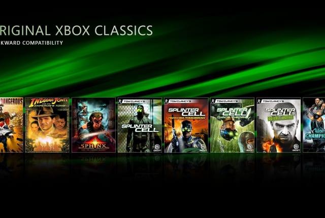 Xbox One 的向後兼容名單迎來最後一批 Xbox、Xbox 360 遊戲