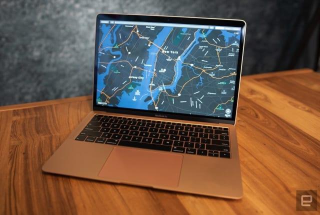 苹果:部分 2018 年款 MacBook Air 逻辑板存在问题,将提供免费更换