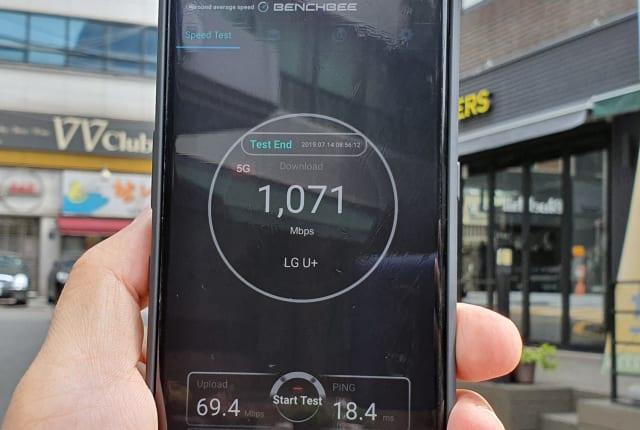5Gスマホを韓国で契約してみた。1Gbpsをリアルに体験!