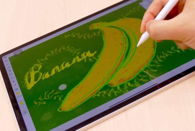 Adobeの新ドロー&ペイントアプリ「Fresco」を試してみた