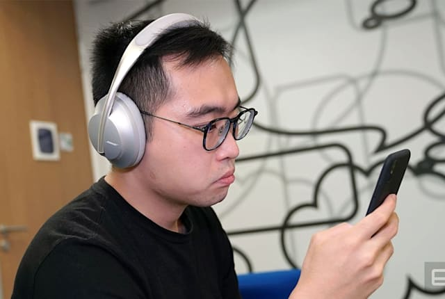 Bose Noise Cancelling Headphones 700 評測:新時代的來臨