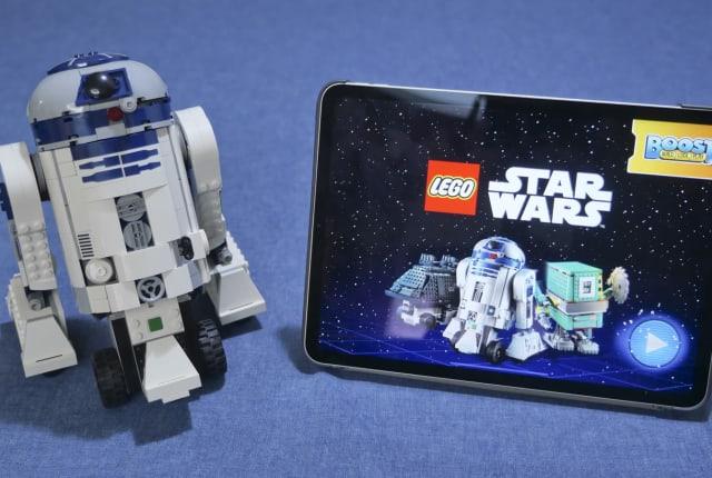 樂高星際大戰 Boost Droid Commander 機器人套組評測