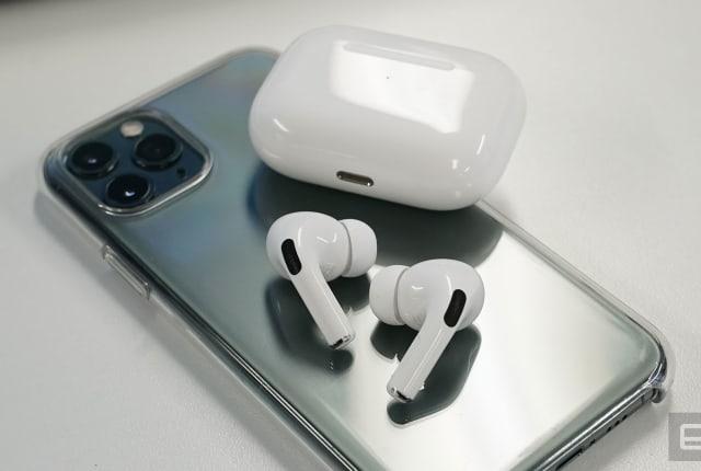 AirPods Pro 評測:Apple 動起真格來回應訴求了