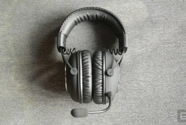 Logitech Pro X 遊戲耳麥評測:遊戲耳機也能走專業風