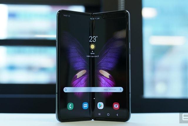 Samsung Galaxy Fold 評測:折疊了,然後呢?