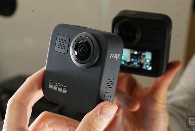 GoPro Max 深度動手玩:一個機器,兩種用法