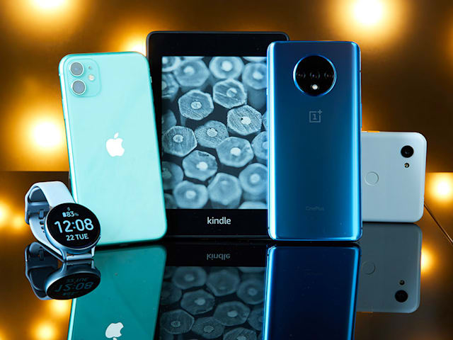 The best smartphones, tablets and smartwatches to give as gifts
