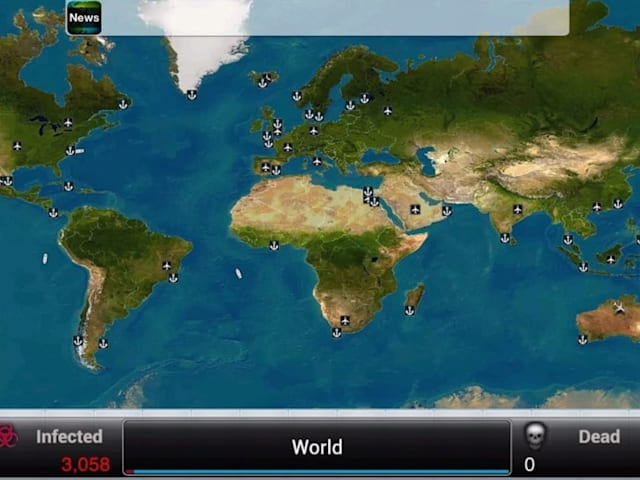 Anti-vaxxers are the newest threat in 'Plague Inc '
