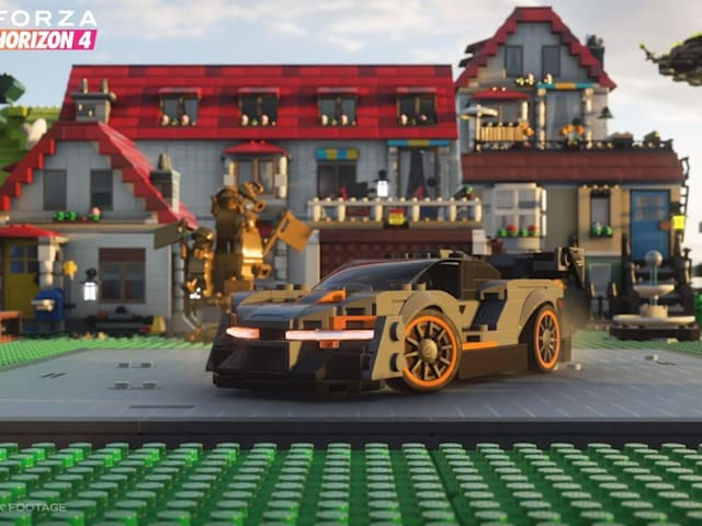 Forza Horizon 4' gets a Lego expansion this week