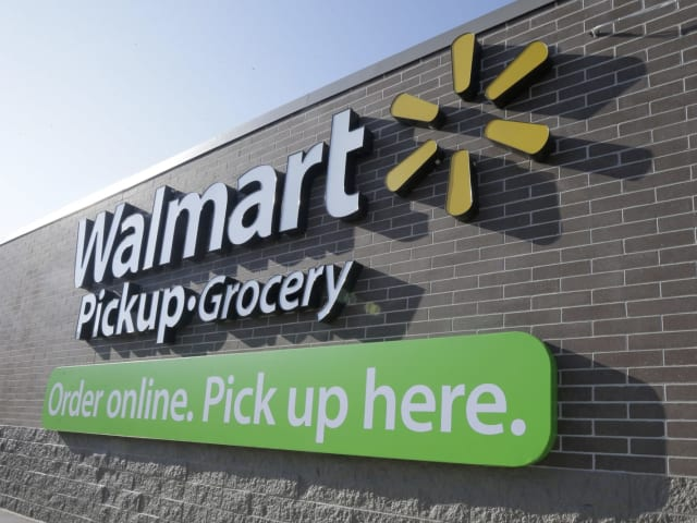 All Walmart pickup locations now accept SNAP for online