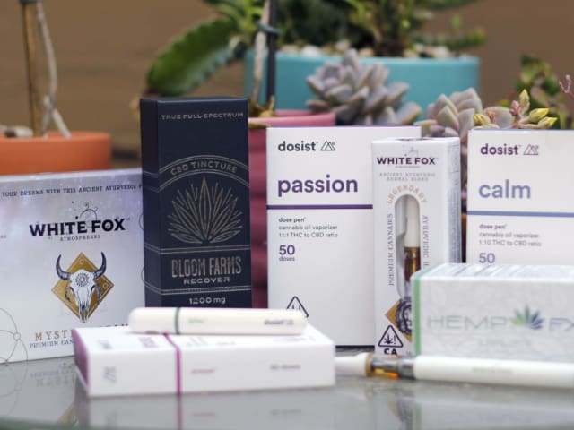 The next frontier for cannabis vapes: mood-specific formulas