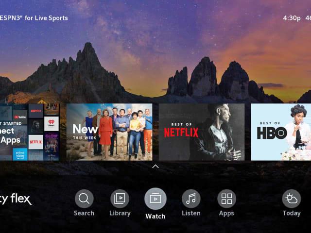Comcast launches Xfinity Flex internet streaming TV