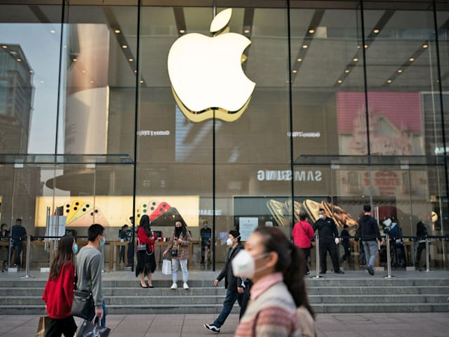 Apple says its retail stores are closed 'until further notice'