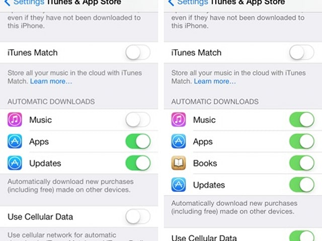 iPhone 101: How to enable automatic app, music and iBook downloads
