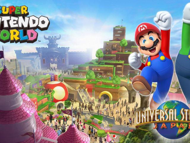 Super nintendo world coming to universal studios japan publicscrutiny Choice Image