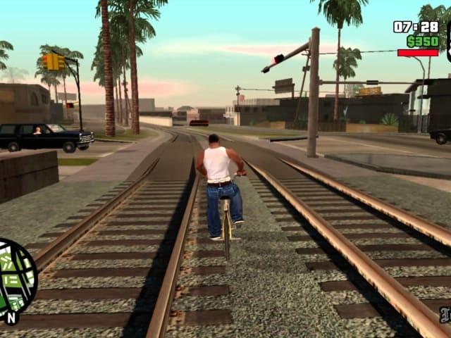 GTA: San Andreas' gets Xbox One backwards compatibility