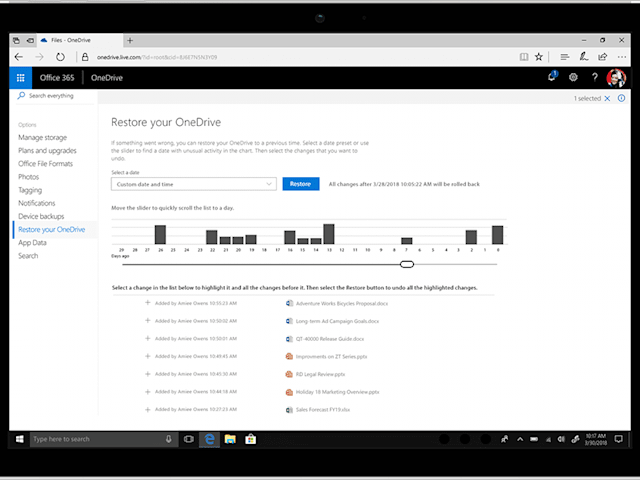 Microsoft adds file protection and email encryption to Office 365