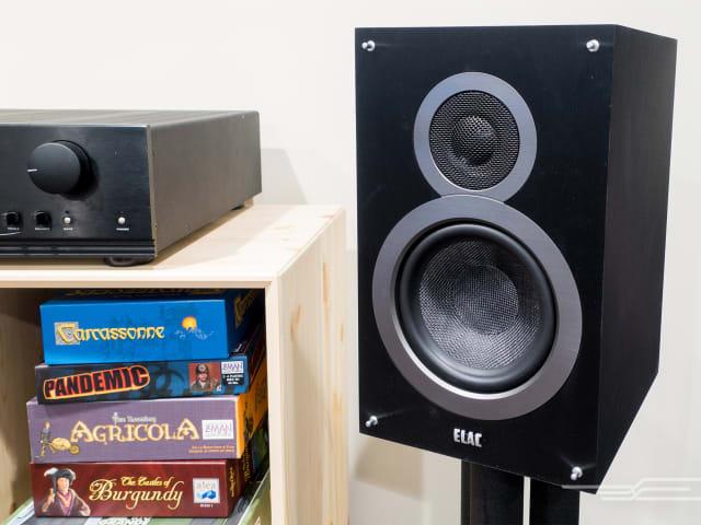 enjoy the speakers sound best quality in bookshelf good