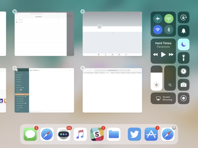 iOS 11 preview: Full of promise, especially on bigger screens