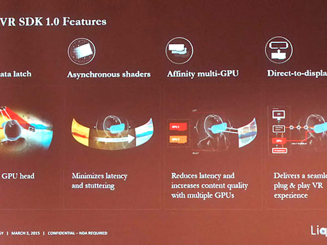 Liquid VR' is AMD's push into virtual reality with software