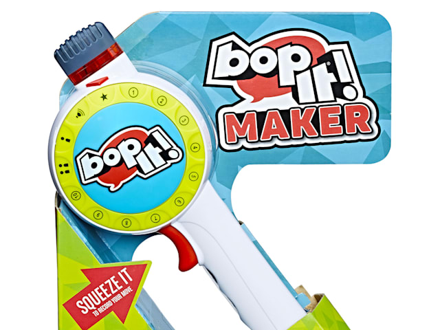 Bop It Maker Edition Will Get Your Creative Juices Flowing