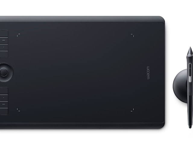 Wacom's Intuos Pros bring its powerful stylus to pen tablets