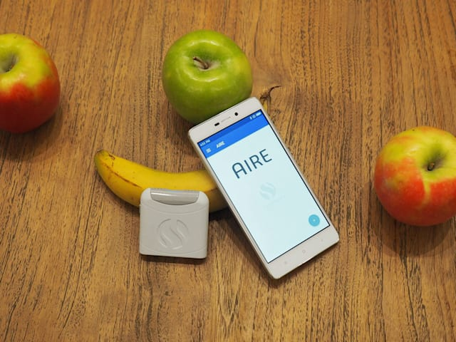 This tiny digestive tracker can tell what food gives you gas