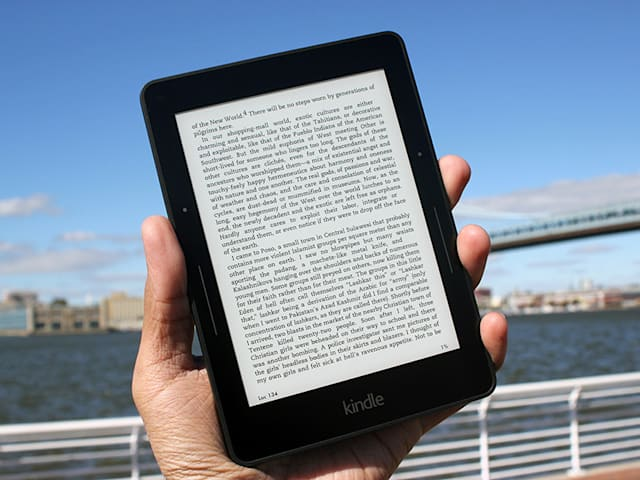 Amazon kindle voyage review the best e reader is also the priciest fandeluxe Gallery