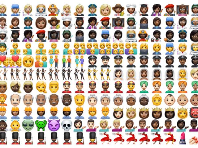 Whatsapps New Universal Emoji Set Looks Very Familiar