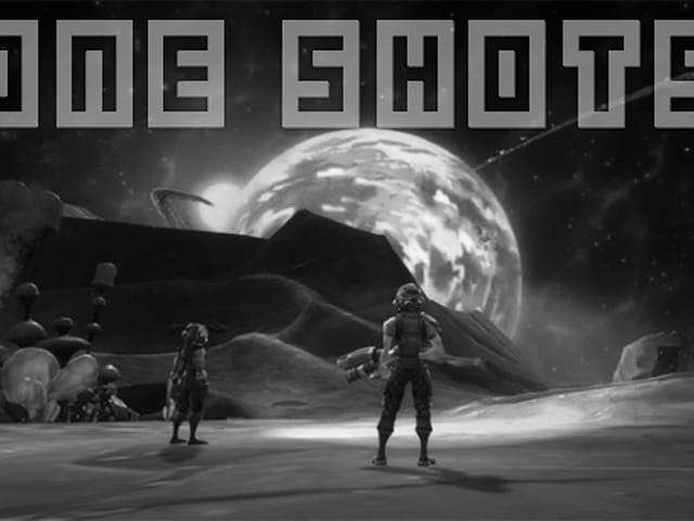 One Shots: The green marble