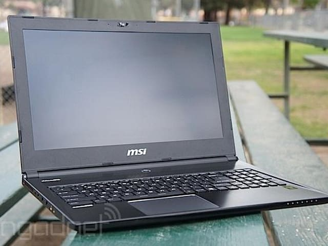 MSI GS60 Ghost review: a gaming rig in Ultrabook's clothing | Engadget