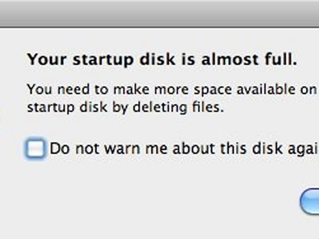 Mac 101: Six steps for tracking down hard drive space hogs