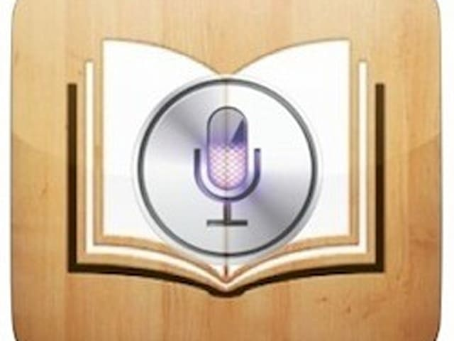 Siri Trick Turns Ibooks Into Audiobooks