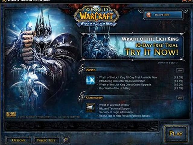 3 0 8 brings snazzy new Blizzard Launcher