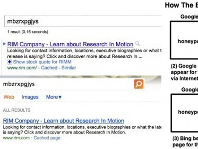 Google Accuses Bing Of Cheating Piggybacking Off Its Search