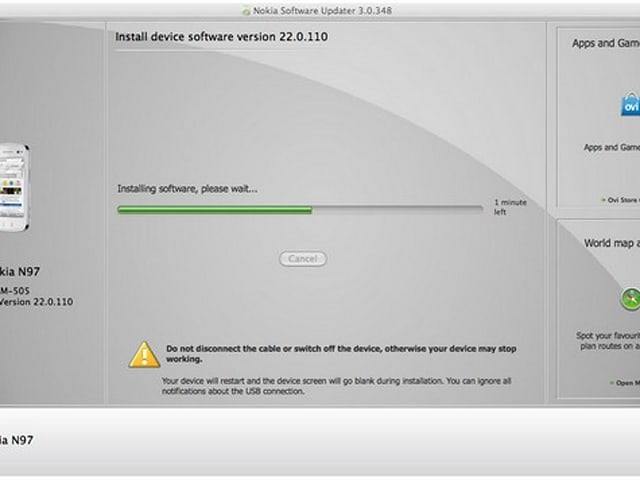 Nokia Software Updater for Mac available in beta, lets you