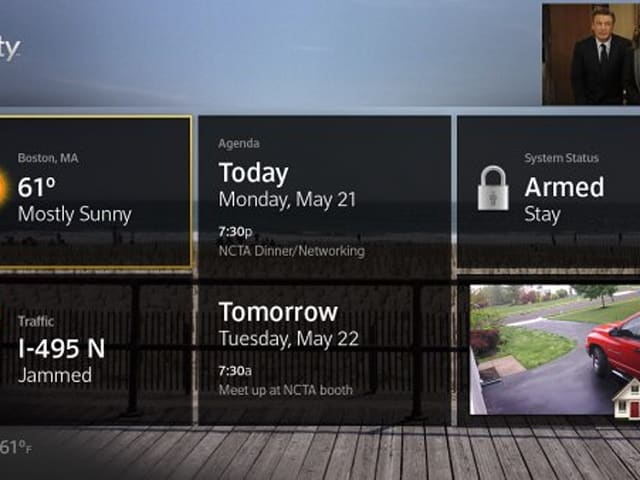 Comcast's 'Project Dayview' does PDA duty across TV, phone