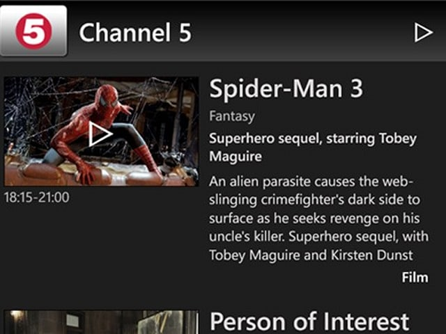 TVCatchup reaches Windows Phone 8 in the UK