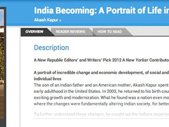 Google Play Books comes to India with an updated Android app in tow