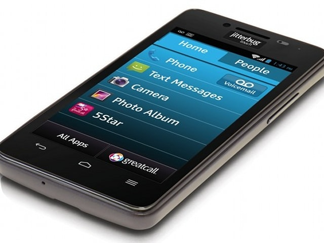 Jitterbug Touch 2 smartphone designed for 'aging Americans ...