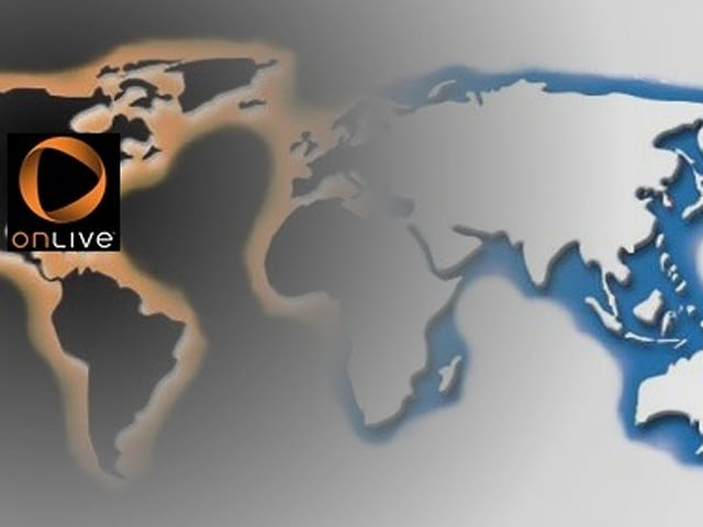 OnLive supporting overseas play (if it works)