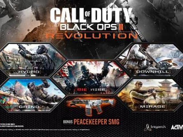 Black Ops 2 'Revolution' DLC on PS3, PC Feb. 28 on black ops resurrection map pack, black ops 1 zombies, black ops 3 2015, black ops zombies maps list, black ops rezurrection map pack, black ops 2nd map pack, call of duty black ops 2 map packs, black ops 3 zombies, cod black ops 2 map packs, bo2 zombies map packs, black ops 1 maps, all zombie map packs, call of duty zombies map packs, black ops next map pack, call of duty bo2 map packs, black ops advanced warfare, black ops ghost zombies, black ops nazi zombies maps, black ops two zombies maps, black ops map packs list,