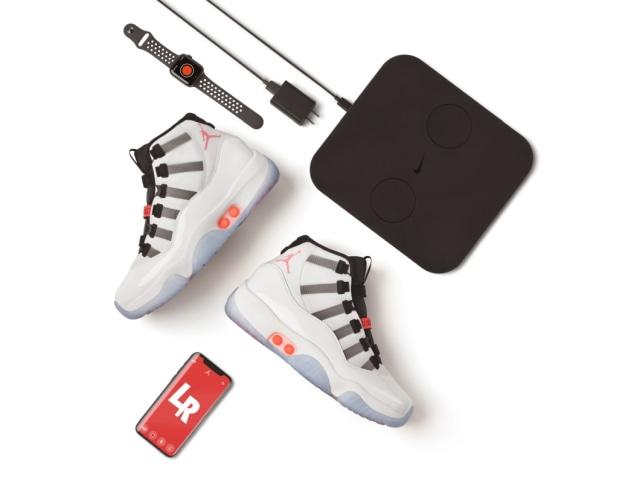 Nike Air Jordan XI Adapt | Engadget