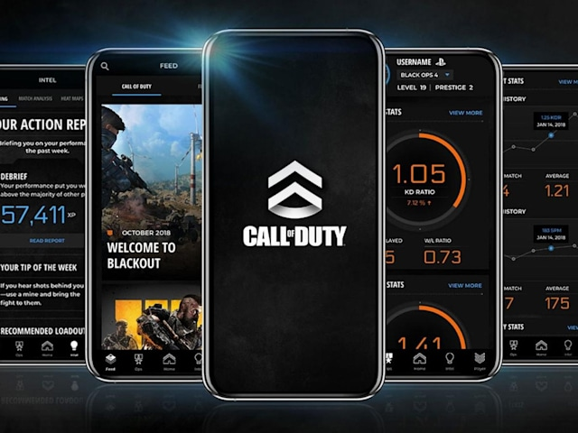 Activision Debuts Call Of Duty Companion App For Your Phone
