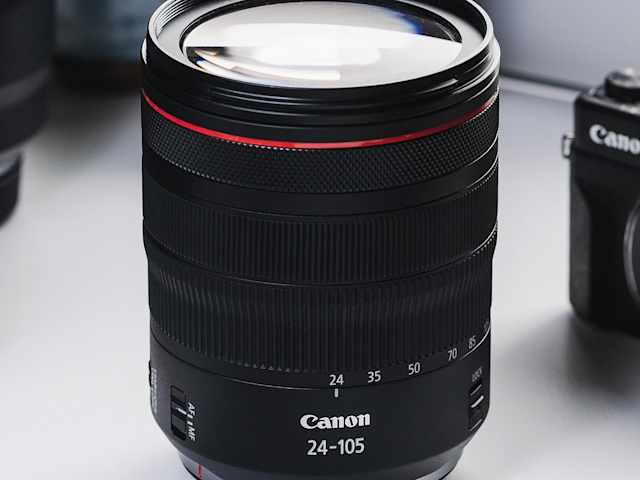 The best lenses for Canon RF mount