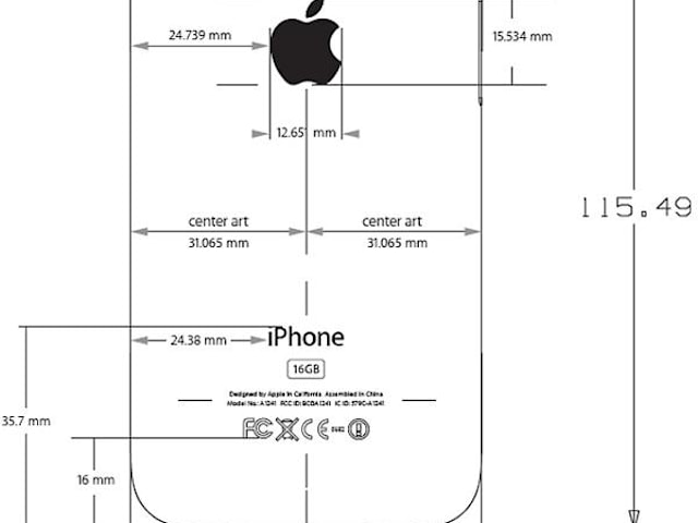 Iphone 3g Hits The Fcc Engadget