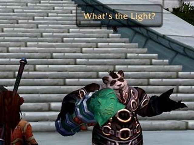 The Ins And Outs Of Pandaren Roleplay Characters Engadget